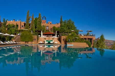 Luxury Kasbah Tamadot