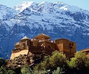 Kasbah du Toubkal, Atlas Mountains