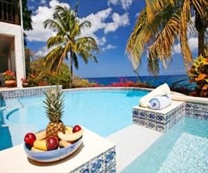 La Paloma Vigie 6 bed villa St Lucia |Fleewinter tailor-made holidays