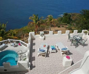 Light Castle 2 bed villa Cap Estate| Fleewinter tailor-made holidays