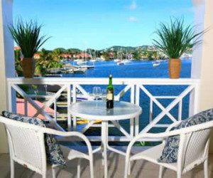No 6 The Harbour Rodney Bay 3 bed apartment St Lucia |Fleewinter tailor-made holidays