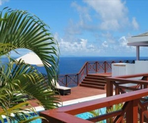 Panorama 2 bedroom villa St Lucia| Fleewinter tailor-made holidays