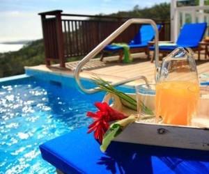 Villa Paridiso Cap Estate 4 bed villa St Lucia |Fleewinter tailor-made holidays