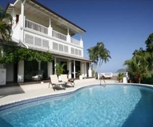 Tamarind Villa Cap Estate 6 bed villa St Lucia |Fleewinter tailor-made holidays