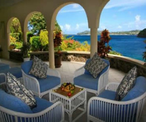 Trouya Villa Bois D'Orange 3 bed villa St Lucia |Fleewinter tailor-made holidays