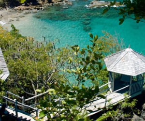 Smugglers Nest St Lucia  Fleewinter tailor-made holidays