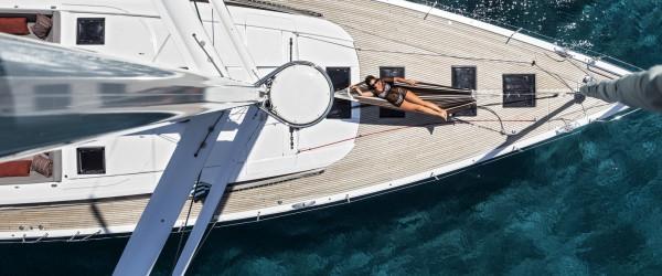 Superyacht sailing holidays