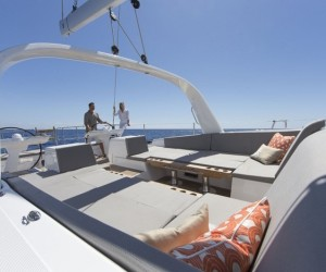 Plenty of Space on your Luxury sailing holiday