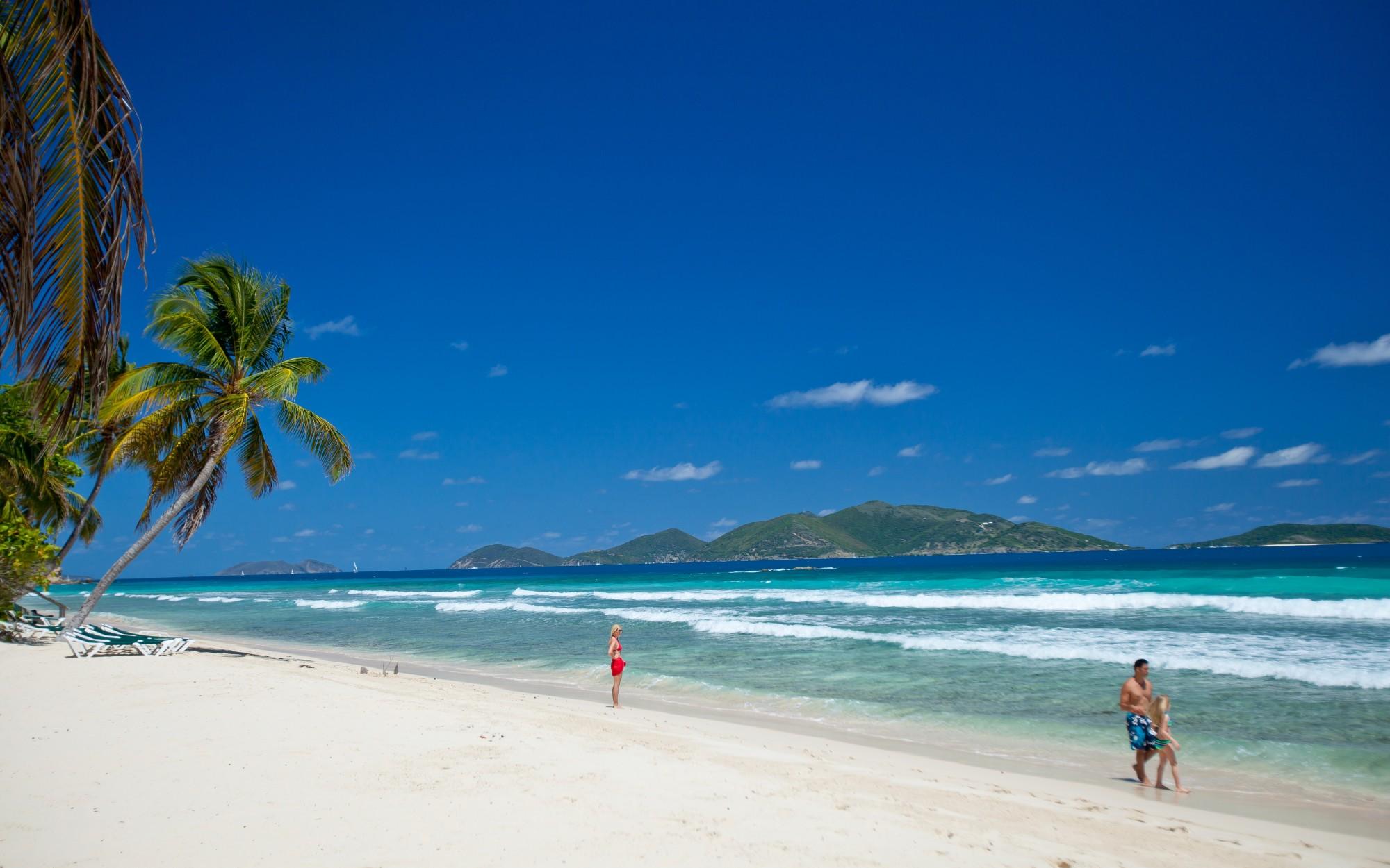 Virgin Islands Long Bay Beach Club