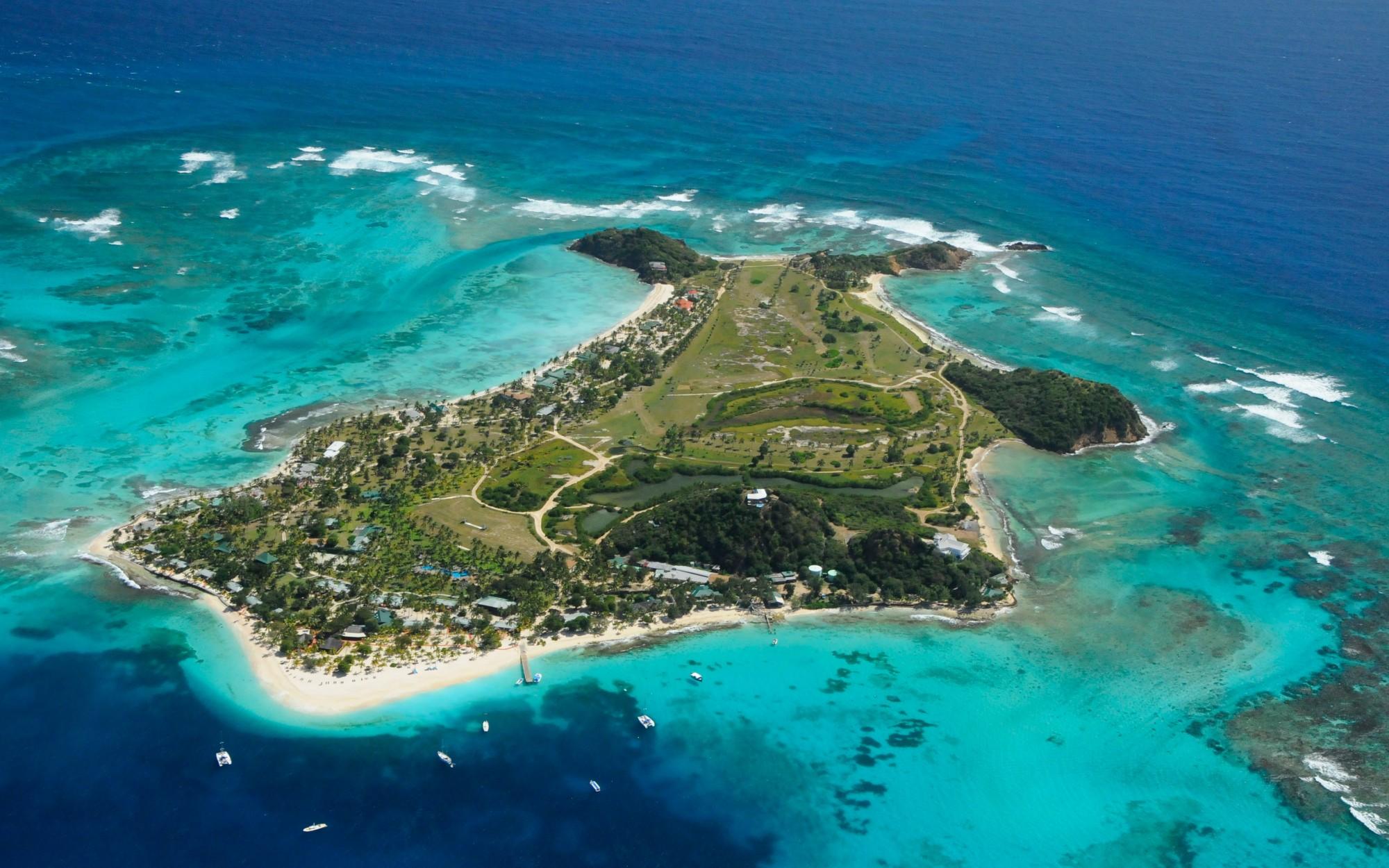 Palm Island Grenadines  Fleewinter Tailor-made holidays