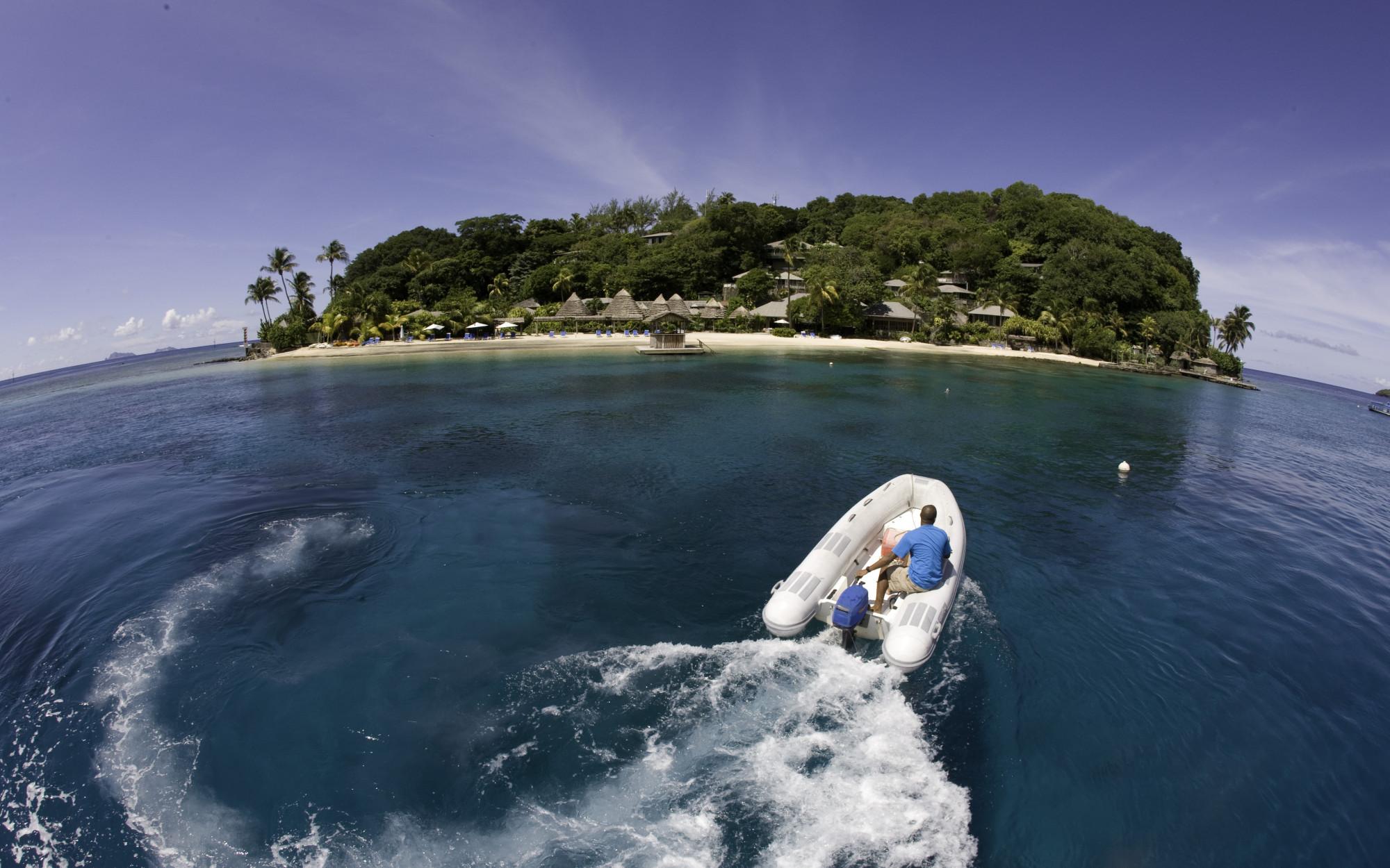 Young Island - Fleewinter tailor-made holidays