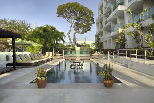 South Beach Hotel Barbados - Fleewinter tailor-made holidays