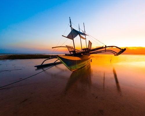 bangka-sunset