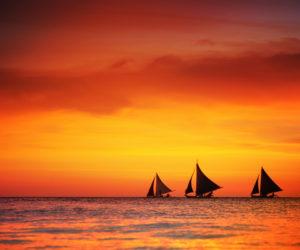sails-sunset-boracay