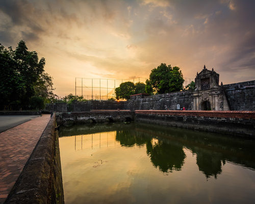 intramuros-evening
