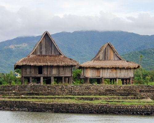nipa-houses