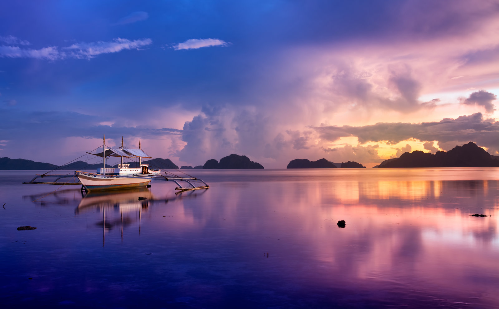 sunset-el-nido
