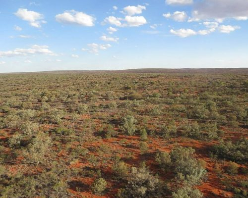 The Red Centre