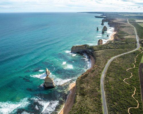 Twelve Apostels - Highlights of Australia