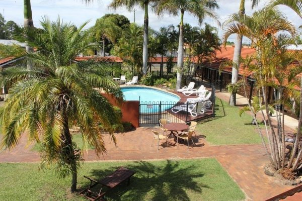 Hervey Bay Colonial Lodge Australia