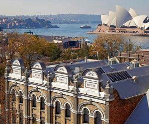 Harbour Rocks Hotel Sydney Australia