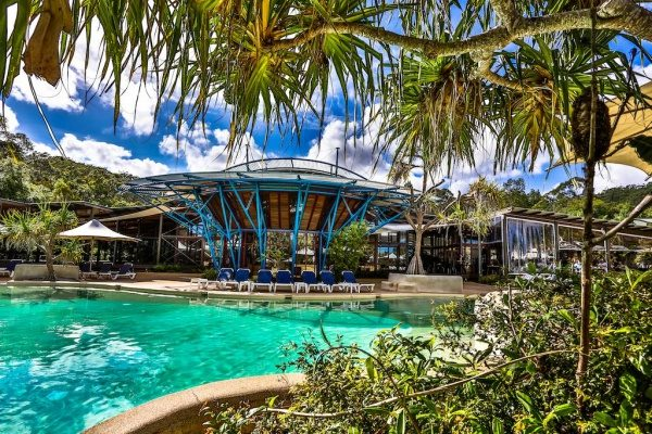 Kingfisher Bay Resort Fraser Island Australia
