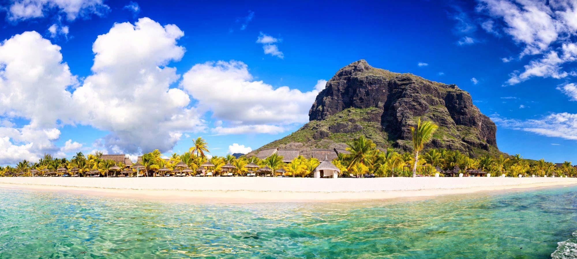 Le Morne Mauritius Beach