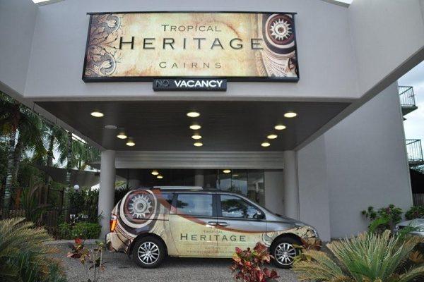 Tropical Heritage Cairns Australia