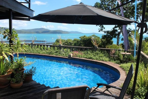 Whitsundays Mooring B&B Airlie Beach Australia