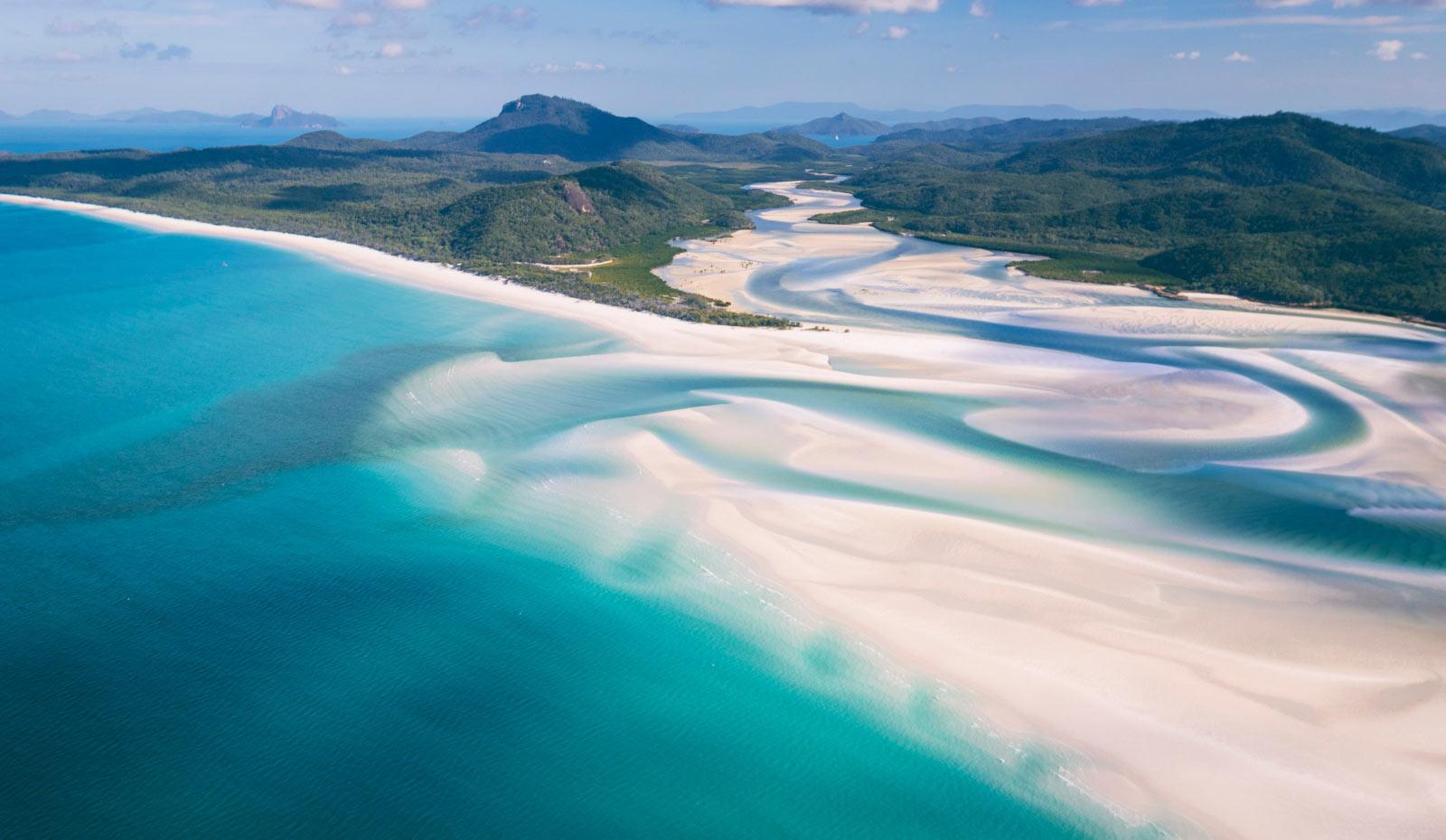 Australia Whitsundays Islands