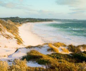 Australia holiday beach
