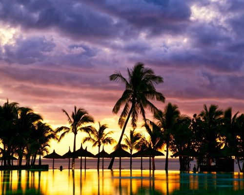 Mauritius Holiday Sunsets