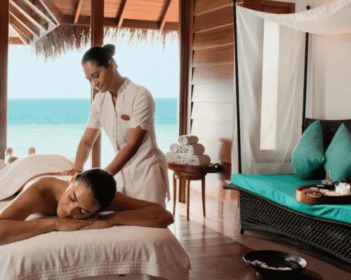 Prince Maurice Mauritius Massage Beach