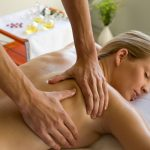 relaxing spa holiday