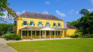 Gerorge Washington's House in Barbados
