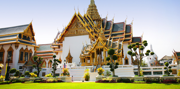 Private Bangkok Day tour