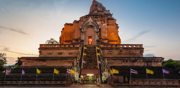 Chiang Mai by night