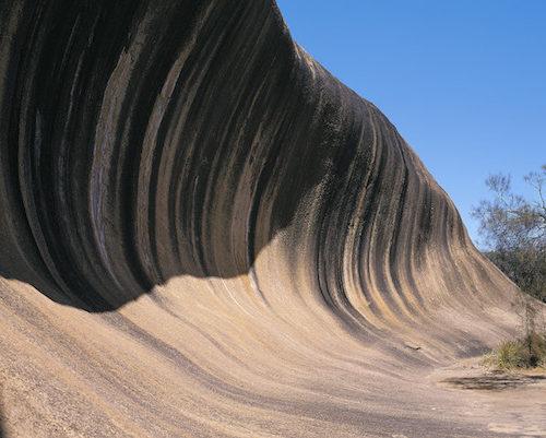 Wave Rock Hyden WA