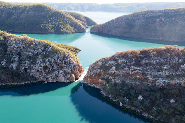 Horizontal Waterfalls Kimberley
