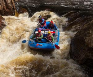 Raft Franklin River