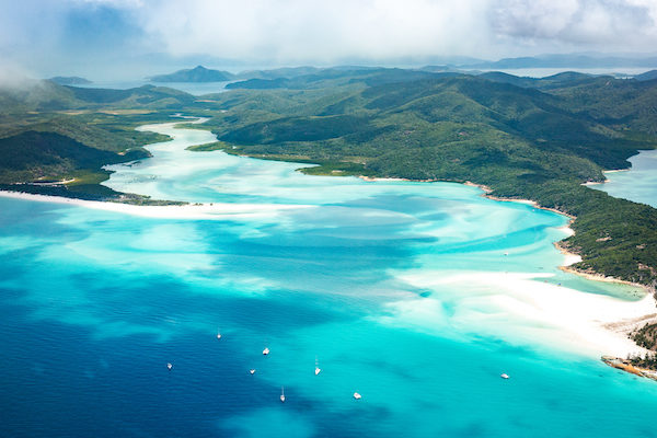 Hill Inlet Whitsundays