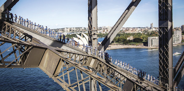 Book Bridge Climb Sydney