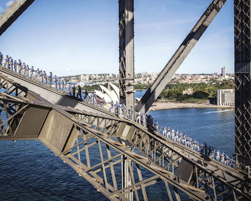 book Sydney Bridge Climb