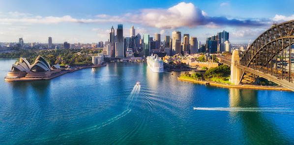 Australia and New Zealand itinerary