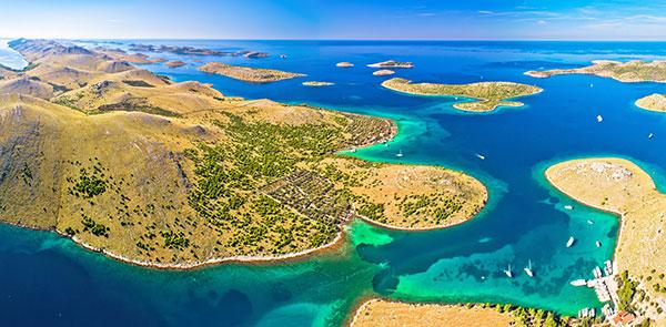 Kornati Islands Croatia