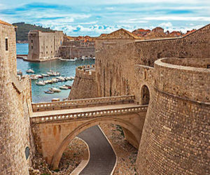 Iconic Dubrovnik City Walls