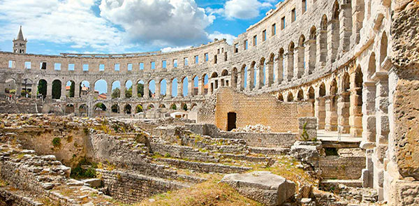 World's best preserved amphitheatre