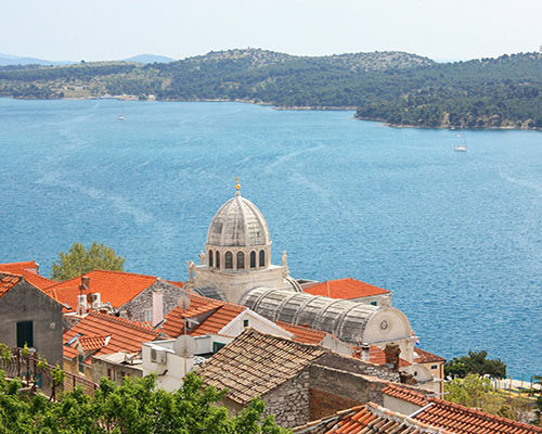 St James Church Sibenik