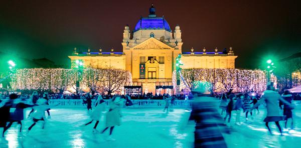 Zagreb Christmas Break