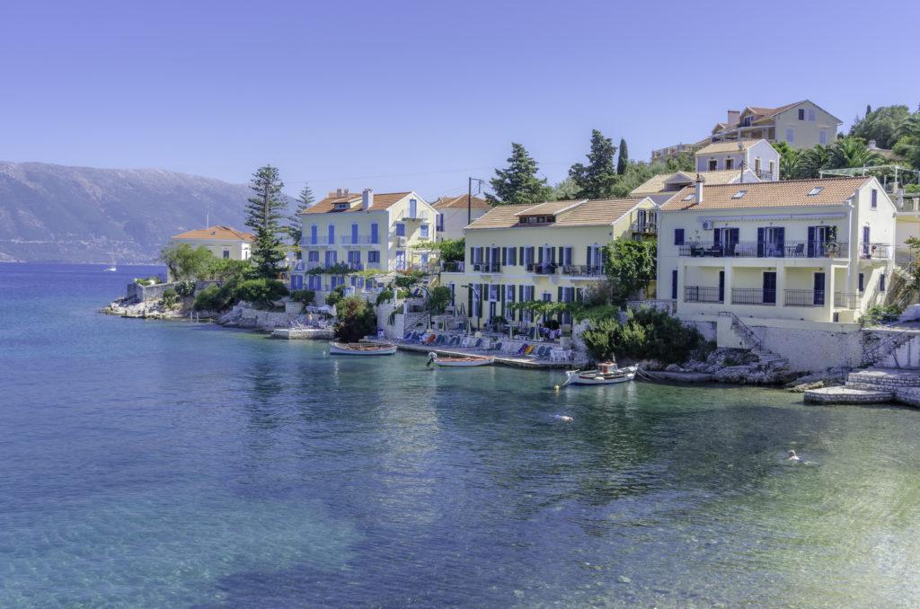 Greece essentials travel
